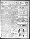 Albuquerque Daily Citizen, 10-19-1898