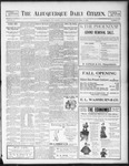 Albuquerque Daily Citizen, 10-17-1898