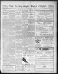 Albuquerque Daily Citizen, 10-06-1898