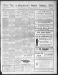 Albuquerque Daily Citizen, 09-10-1898