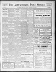 Albuquerque Daily Citizen, 07-25-1898