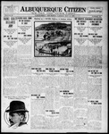 Albuquerque Citizen, 05-11-1909 by Hughes & McCreight