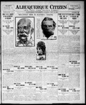 Albuquerque Citizen, 05-15-1909 by Hughes & McCreight