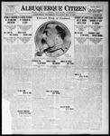 Albuquerque Citizen, 05-19-1909 by Hughes & McCreight