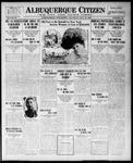 Albuquerque Citizen, 05-20-1909 by Hughes & McCreight