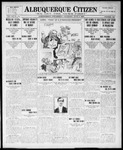 Albuquerque Citizen, 06-03-1909 by Hughes & McCreight