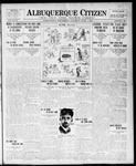 Albuquerque Citizen, 06-05-1909 by Hughes & McCreight