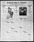 Albuquerque Citizen, 06-08-1909 by Hughes & McCreight