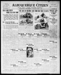 Albuquerque Citizen, 06-09-1909 by Hughes & McCreight