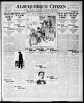 Albuquerque Citizen, 06-10-1909 by Hughes & McCreight