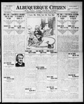 Albuquerque Citizen, 06-11-1909 by Hughes & McCreight