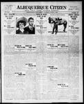 Albuquerque Citizen, 06-17-1909 by Hughes & McCreight