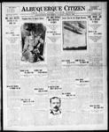 Albuquerque Citizen, 06-22-1909 by Hughes & McCreight