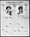 Albuquerque Citizen, 06-23-1909 by Hughes & McCreight