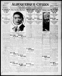 Albuquerque Citizen, 06-26-1909 by Hughes & McCreight