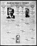 Albuquerque Citizen, 06-30-1909 by Hughes & McCreight
