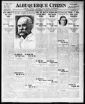 Albuquerque Citizen, 07-01-1909 by Hughes & McCreight