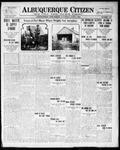 Albuquerque Citizen, 07-03-1909 by Hughes & McCreight