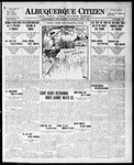 Albuquerque Citizen, 07-08-1909 by Hughes & McCreight