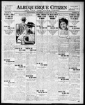 Albuquerque Citizen, 07-12-1909 by Hughes & McCreight