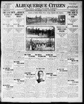 Albuquerque Citizen, 07-19-1909 by Hughes & McCreight