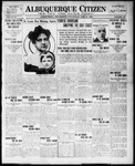 Albuquerque Citizen, 07-21-1909 by Hughes & McCreight