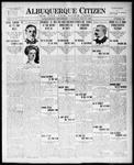 Albuquerque Citizen, 07-24-1909 by Hughes & McCreight