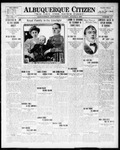 Albuquerque Citizen, 08-02-1909 by Hughes & McCreight
