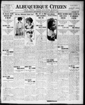 Albuquerque Citizen, 08-04-1909 by Hughes & McCreight