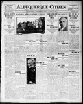 Albuquerque Citizen, 08-06-1909 by Hughes & McCreight