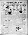 Albuquerque Citizen, 08-07-1909 by Hughes & McCreight