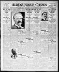 Albuquerque Citizen, 08-10-1909 by Hughes & McCreight