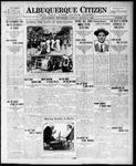 Albuquerque Citizen, 08-17-1909 by Hughes & McCreight