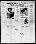Albuquerque Citizen, 08-23-1909 by Hughes & McCreight