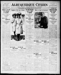 Albuquerque Citizen, 08-27-1909 by Hughes & McCreight