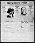 Albuquerque Citizen, 08-31-1909 by Hughes & McCreight