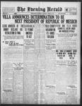The Evening Herald (Albuquerque, N.M.), 03-14-1914