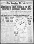 The Evening Herald (Albuquerque, N.M.), 11-10-1914