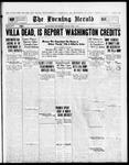 The Evening Herald (Albuquerque, N.M.), 04-11-1916