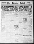 The Evening Herald (Albuquerque, N.M.), 10-15-1917