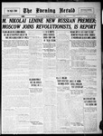 The Evening Herald (Albuquerque, N.M.), 11-10-1917