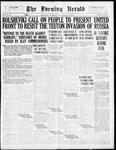 The Evening Herald (Albuquerque, N.M.), 02-22-1918