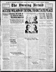 The Evening Herald (Albuquerque, N.M.), 11-21-1918