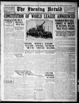 The Evening Herald (Albuquerque, N.M.), 02-14-1919