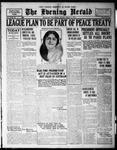 The Evening Herald (Albuquerque, N.M.), 03-15-1919