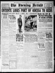 The Evening Herald (Albuquerque, N.M.), 04-09-1919