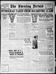 The Evening Herald (Albuquerque, N.M.), 05-03-1919