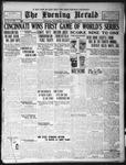 The Evening Herald (Albuquerque, N.M.), 10-01-1919