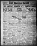 The Evening Herald (Albuquerque, N.M.), 07-16-1920 by The Evening Herald, Inc.