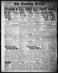 The Evening Herald (Albuquerque, N.M.), 09-16-1920
